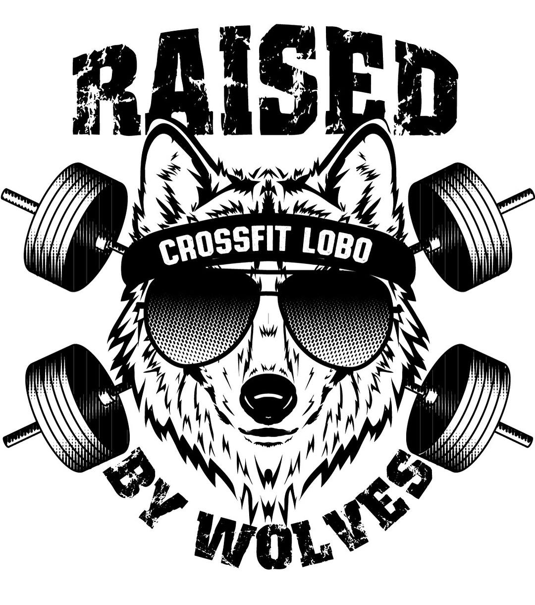 CrossFit Lobo T Shirt
